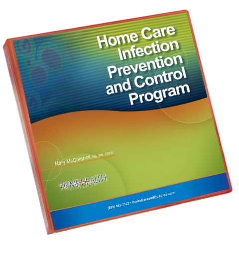 Home Care Infection Prevention and Control Program 4