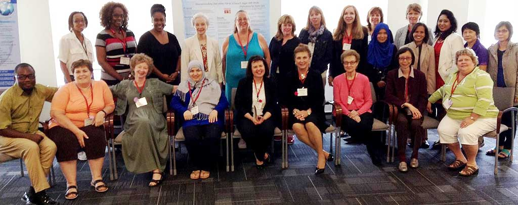 2015 at the International Home Care Nurses Association meeting